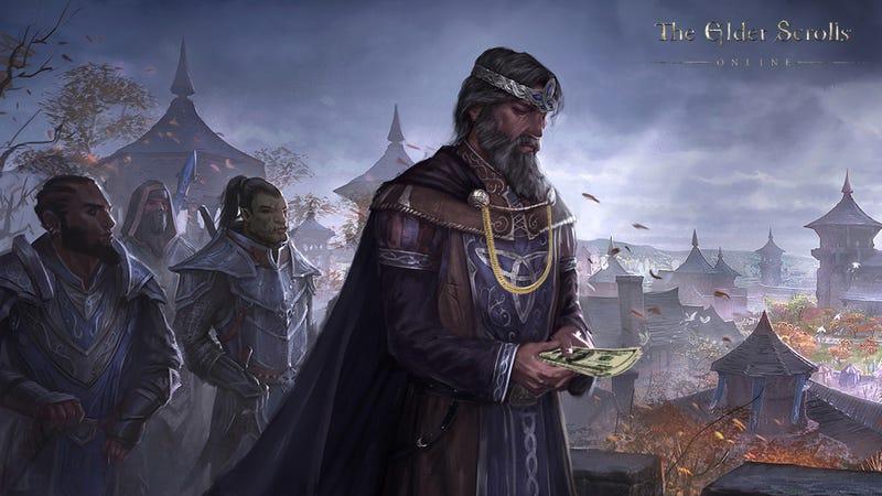 Major Duping Bug Hits The Elder Scrolls Online