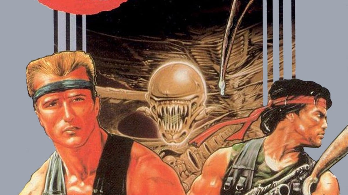 Collector Offers To Pay $100,000 For Original Contra Box Art