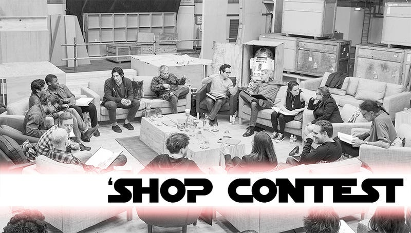 Illustration for article titled Kotaku 'Shop Contest: Star Wars The Next Generation