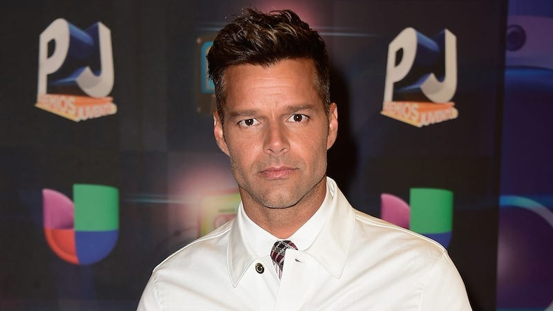 Illustration for article titled Ricky Martin Speaks Out Against Donald Trump, Defends Jorge Ramos