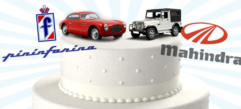 Illustration for article titled Here's What Could Happen If Mahindra Buys Pininfarina