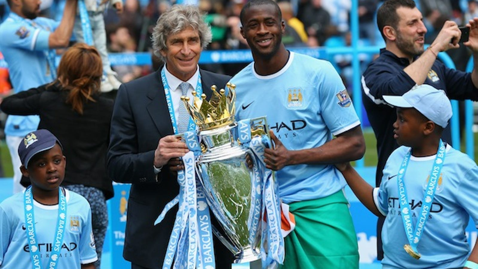 Yaya Tour Wants To Go Home Because Nobody Made Him A Birthday Cake