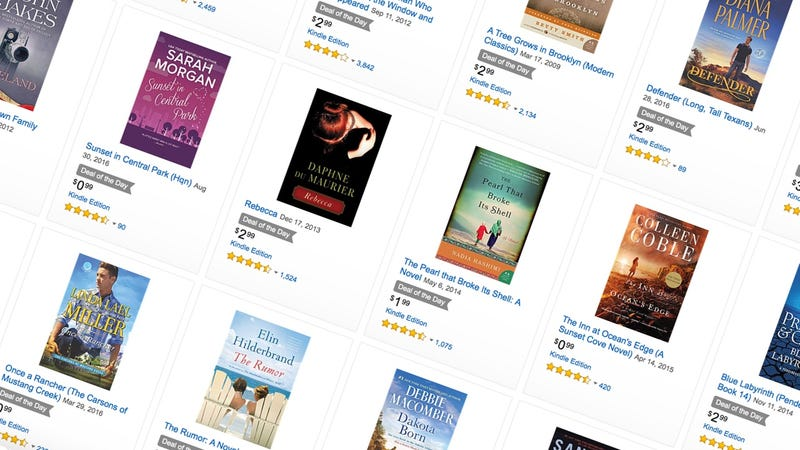 The best new year39s eve deals gopro turbotax dremel and more amazons back at it again with another kindle ebook sale and this time you get to choose from almost three dozen fiction books for just a few bucks each fandeluxe Image collections