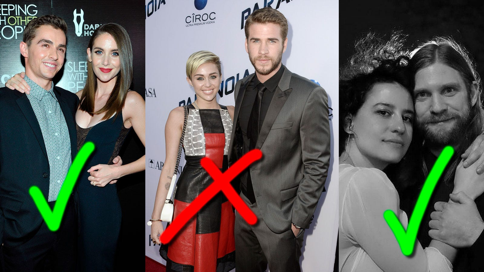 A Lot Of People Just Got Married, But Not Miley Cyrus
