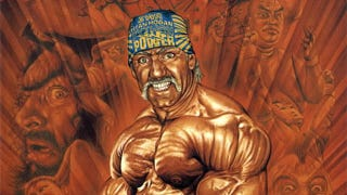 """Illustration for article titled That Game Where """"Hulk Hogan's"""" Chest Nearly Exploded"""
