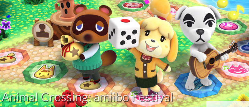 Illustration for article titled Animal Crossing Amiibo Festival Release Date and Details