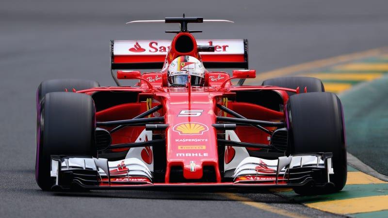 Illustration for article titled Formula One's Wider, Faster, Crazier Season Opener: The Jalopnik Liveblog Of Excellence