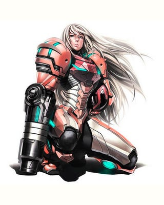 Illustration for article titled Samus, You Look Good For Your Age