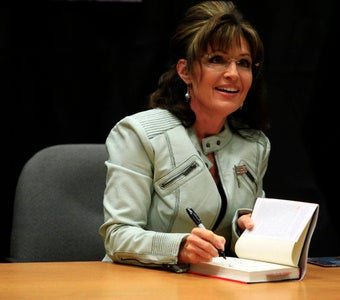 Illustration for article titled Establishment Conservatives Being So Mean to Sarah Palin