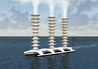 Illustration for article titled Artificial Clouds That Could Stop Climate Change Receive Investment From Bill Gates