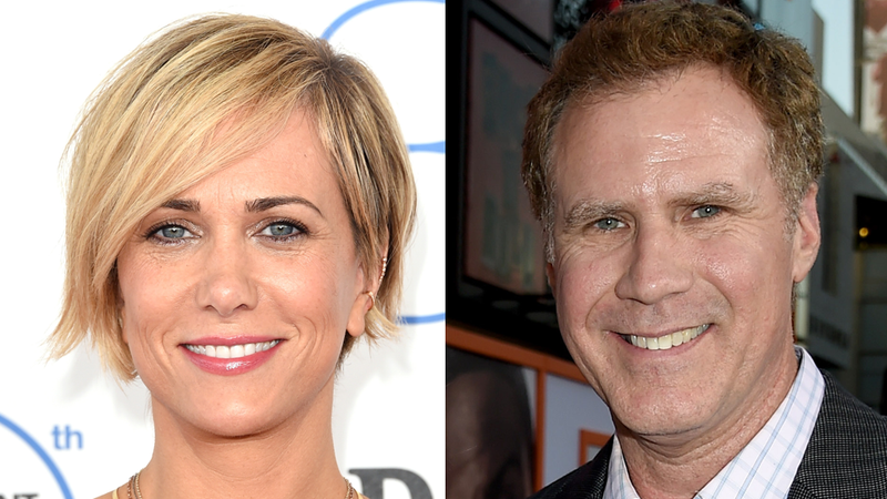 Illustration for article titled Kristen Wiig and Will Ferrell's Lifetime Movie Is Coming This Summer