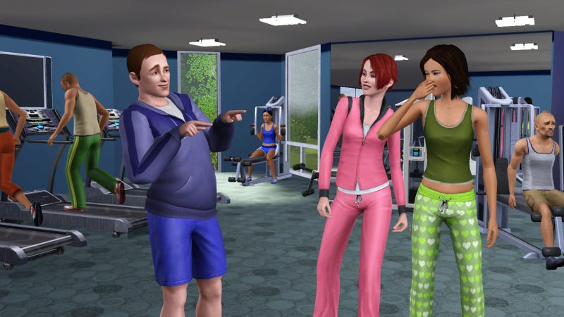 """Illustration for article titled Hacker Likes Using The Sims 3 Torrents To Acquire Women """"Slaves"""""""