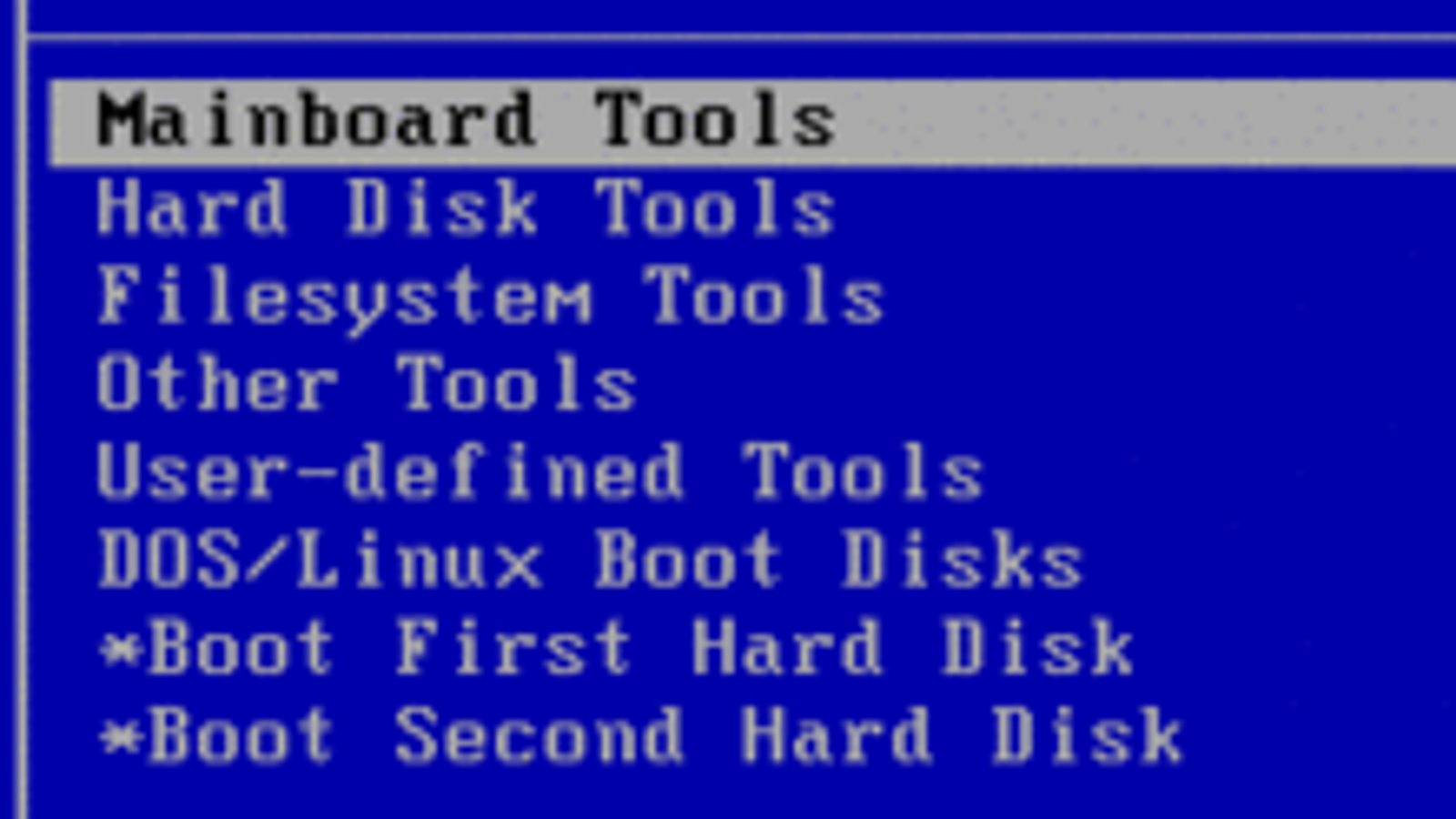 Run the Ultimate Boot CD from Your Thumb Drive