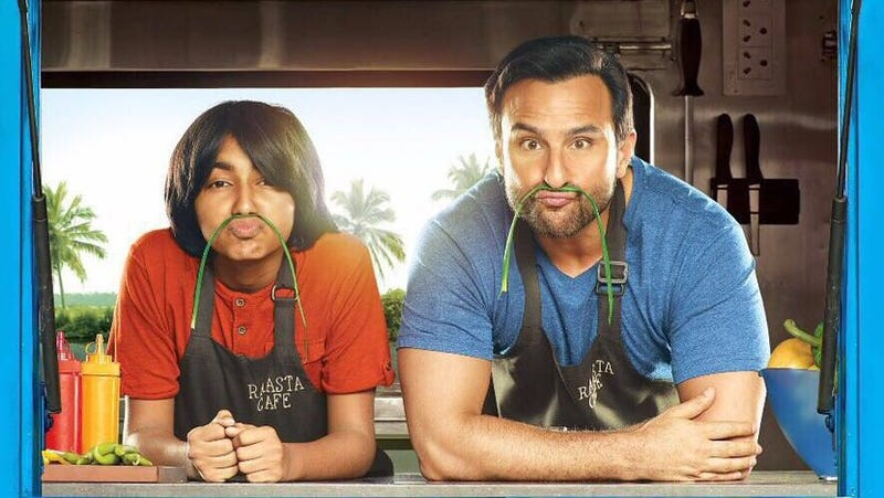 The Bollywood remake of Chef (Photo: T-Series)