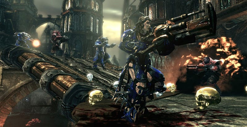 Illustration for article titled Unreal Tournament 3 Goes Titanic On PlayStation Store