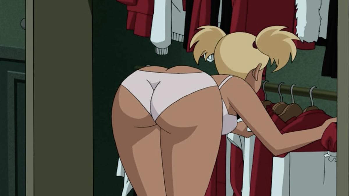 Harley quinn big ass