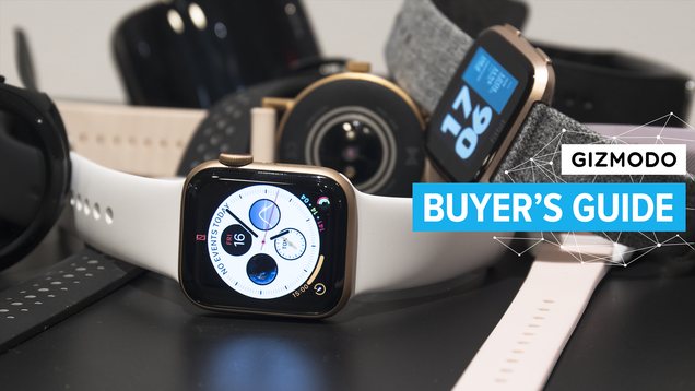 The Best Smartwatches and Fitness Trackers You Can Buy Right Now