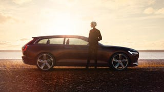 Illustration for article titled The Volvo Concept Estate Is Everything