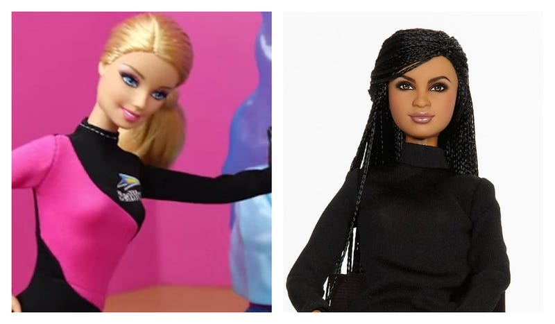 Illustration for article titled SeaWorld Barbie Is Out, Ava DuVernay Barbie Is In