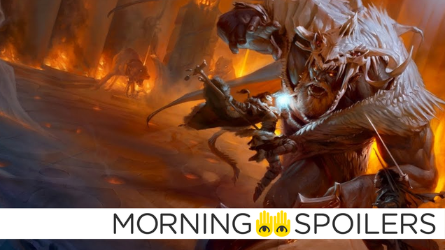 Updates From Dungeons & Dragons, The Conjuring, and More