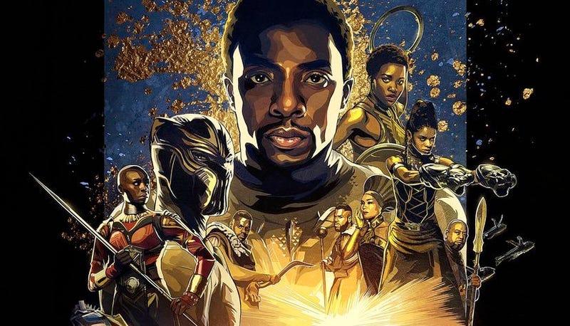 Illustration for article titled He visto Black Panther y es una película de Marvel como ninguna otra