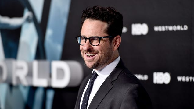 J.J. Abrams apparently has time to develop a new sci-fi drama show