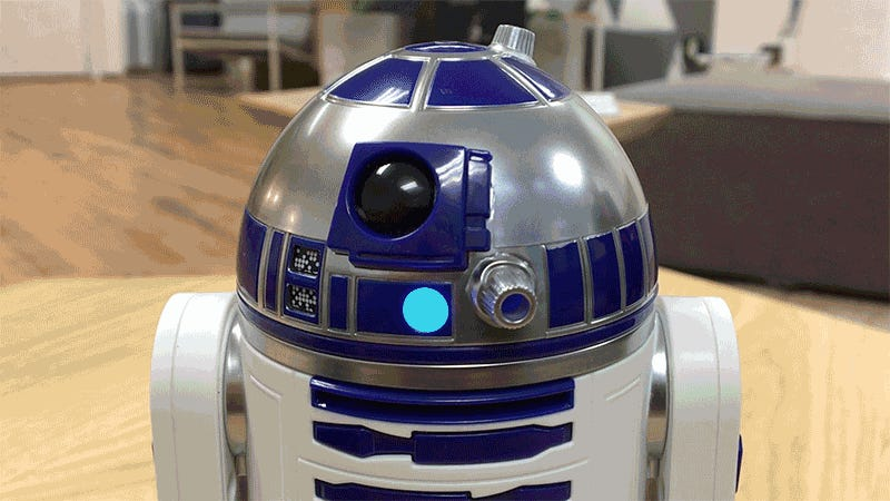 This Is the R2-D2 Robot Toy I've Dreamed About Since I Was a Kid