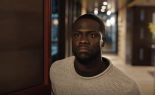 """Kevin Hart in Hyundai's """"First Date"""" Super Bowl commercialYouTube screenshot"""