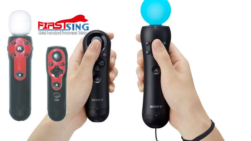 Illustration for article titled This PlayStation Move Knock-Off Completely Misses the Point