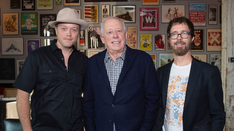 Isbell, former Tennessee Governor Phil Bredesen, and Folds