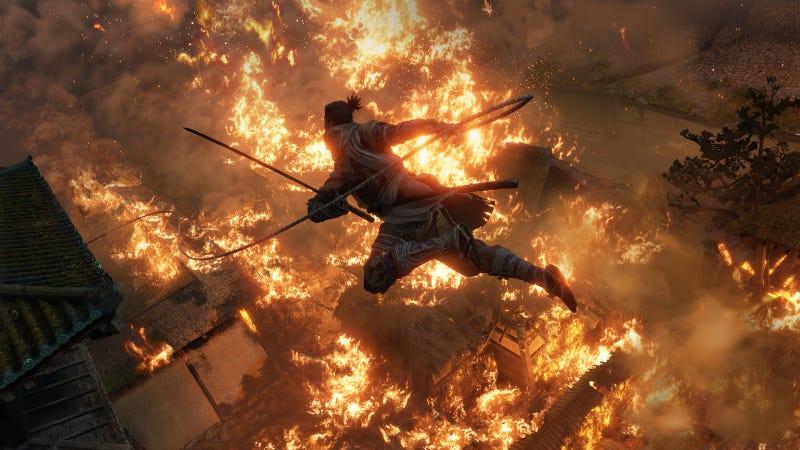 Illustration for article titled The Week In Games: Go, Ninja, Go, Ninja, GO!
