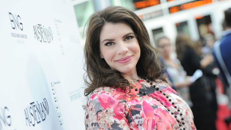 Stephanie Meyer is going from Twilight to The Rook. Image: Getty/Angela Weiss