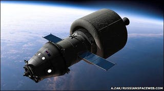 Illustration for article titled Russians Will Announce Soyuz Replacement Spaceship Monday