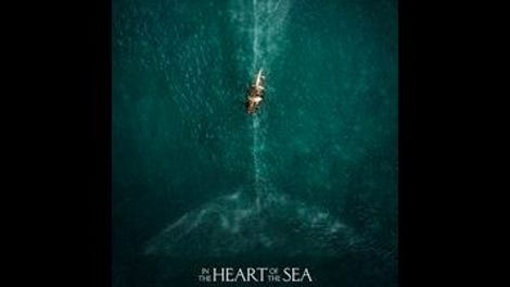 In The Heart Of The Sea is ravishing and very corny