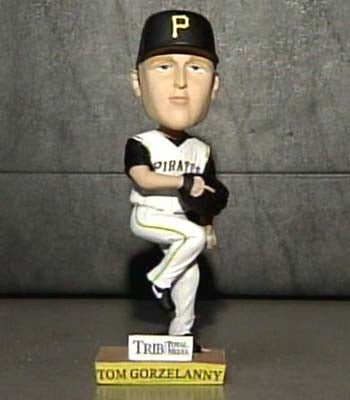Illustration for article titled Breaking: Pirates Bobblehead May Be Giving Us The Finger
