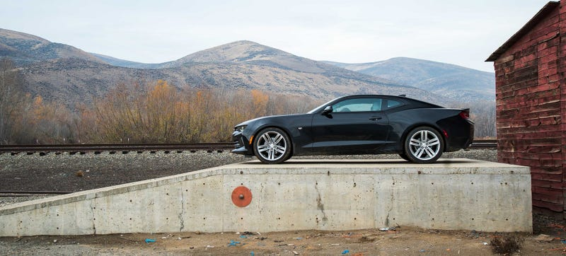 Illustration for article titled A Basic 2016 Chevrolet Camaro V6 Is The Most Surprising Enthusiast's Car In A Long Time
