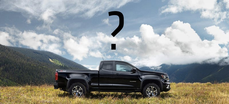 Illustration for article titled Why Won't GM Deliver Its Huge Backlog Of Diesel Chevy Colorados And GMC Canyons?