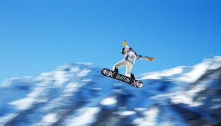 Illustration for article titled Shaun White Refuses To Ride Sochi's Dangerous Slopestyle Course