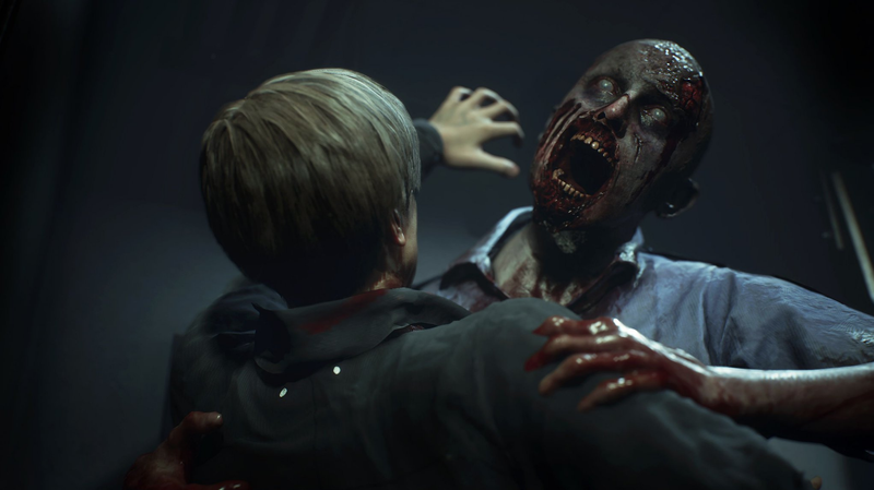 Illustration for article titled Seeing The Resident Evil 2 Remake In Action Soothes My Skeptical Heart