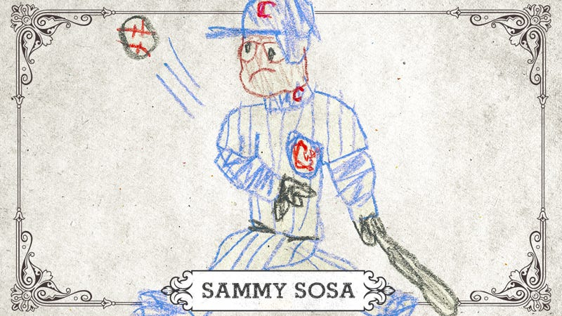 Illustration for article titled Was Sammy Sosa Really All That Great?
