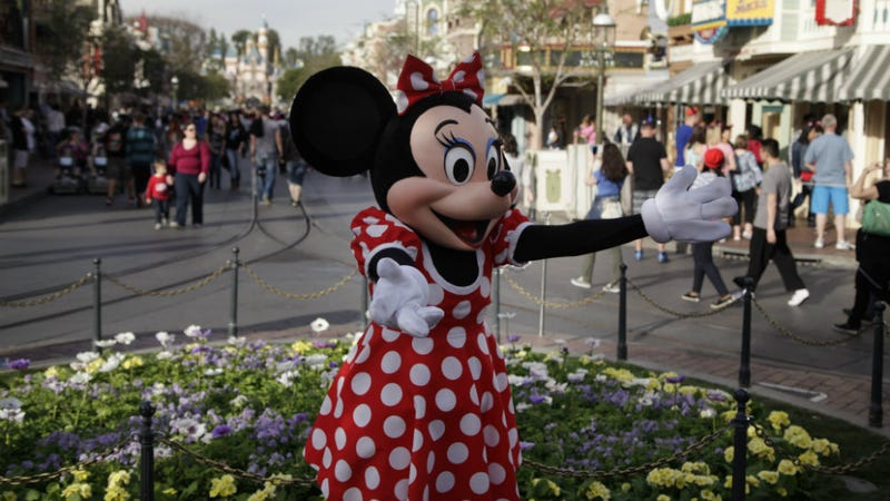 Illustration for article titled Disneyland, Disney World and SeaWorld All Increase Security, Begin Using Metal Detectors