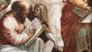 Illustration for article titled Was Pythagoras really a murderer?