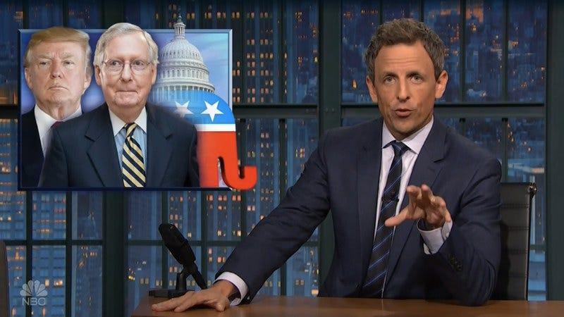 Late Night With Seth Meyers (Screenshot: NBC)