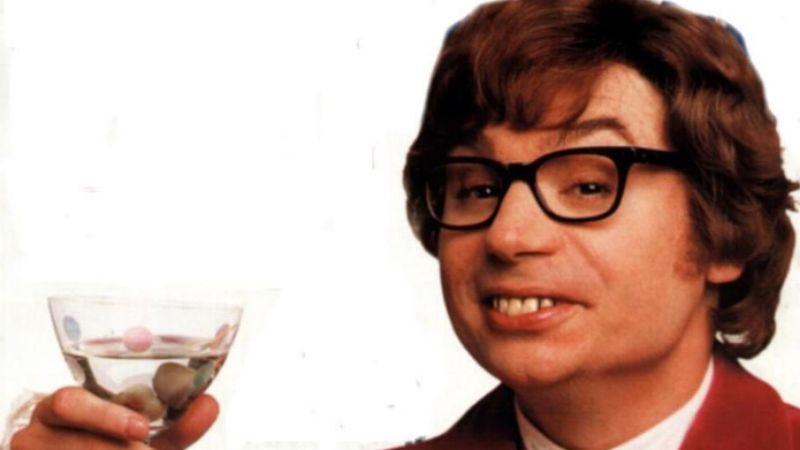 Illustration for article titled Mike Myers definitely making Austin Powers 4, probably