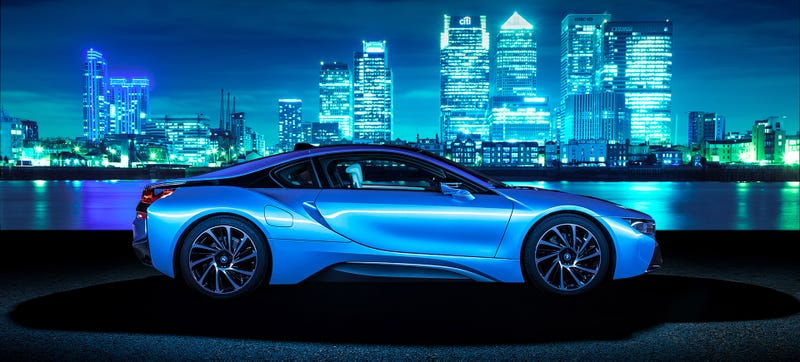 The Next Bmw I8 Won T Be A Pure Electric