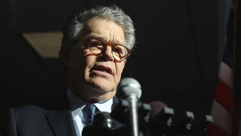 Illustration for article titled Al Franken: 'I'm Deeply Sorry For My Hilarious Actions'