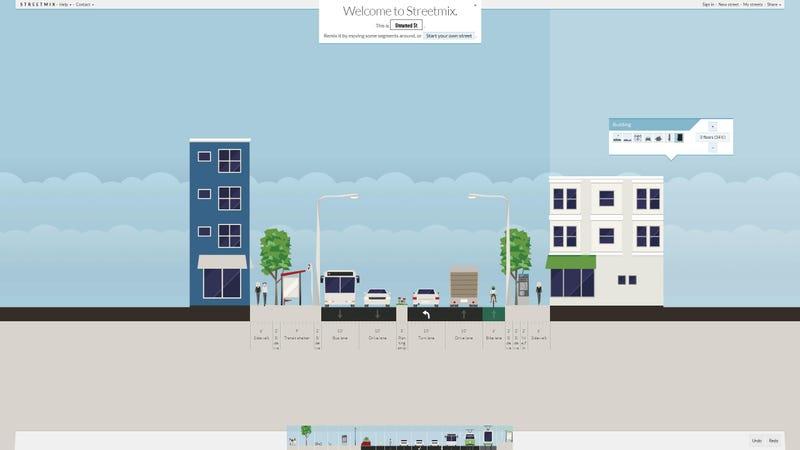 Illustration for article titled Szuper utcatervező weboldal
