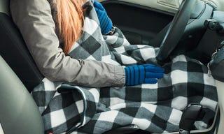Heated Car Blanket | $19 | Groupon