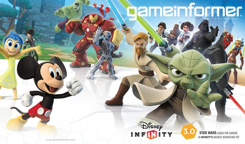 Illustration for article titled Of Course Star Wars Is Coming To Disney Infinity 3.0