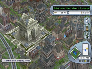 Illustration for article titled SimCity Creator Coming To Wii And DS